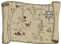 map ideas fundraising treasure maps and lucky squares