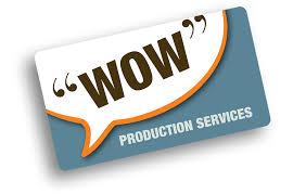 production services wow production services the one stop shop for digital services