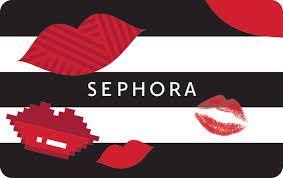s gift card sephora gift card