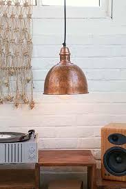 Kitchen Sink Lighting by Best 20 Copper Pendant Lights Ideas On Pinterest Copper