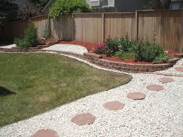 Landscape Ideas For Hillside Backyard Garden Ideas Cheap Landscaping Ideas For Backyard Unique