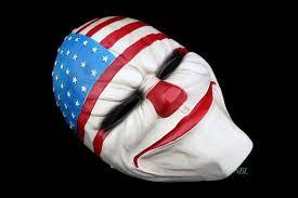 unique masks the cool payday 2 dallas mask unique joker us flag