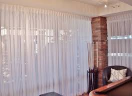 Pinch Pleated Semi Sheer Curtains Pinch Pleat Sheer Curtains 51 Stunning Decor With Sheer Voile