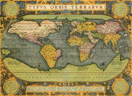 Old World Maps by Old World The World Map Antique Maps 114