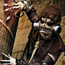 Scarecrow Batman Halloween Costume 66 Halloween 2017 Images Cosplay Ideas