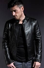 Tony Stark Tony Stark Leather Jacket Iron Man Soul Revolver