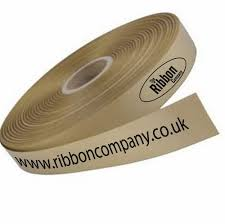 personalised printed ribbon high quality printed ribbon custom