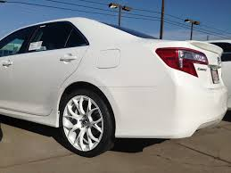 2013 toyota camry on white 19 u0027s cars pinterest toyota camry