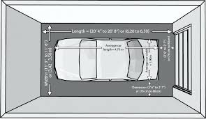 dimensions of a 2 car garage standard two car garage size myphoton me