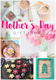 mothers day gift ideas diy mother u0027s day gift ideas a giveaway a party of four