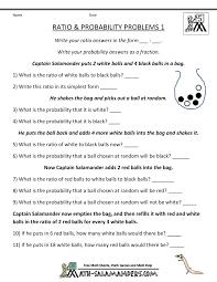 probability worksheets 5th grade worksheets