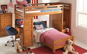 Beds That Have A Desk Underneath Affordable Bunk U0026 Loft Beds For Kids Rooms To Go Kids