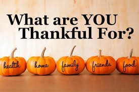 commentary thanksgiving thoughts the weston forum