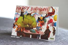 design online avengers birthday card as well as avengers 5th