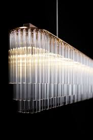 linear pendant lighting linear chandelier contemporary best pendant lights images on