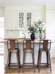 Kitchen Island Chairs Or Stools A Summer Cottage In Sweden Copper Stool Stools And Modern Cottage