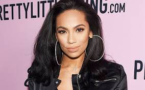 erica mena hairstyles hot 97 1 svg 10 years on top erica mena joins love hip hop