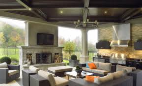 Patio Furniture Kansas City by Outdoor Living Design Ideas For Every Home