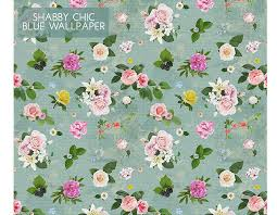 self adhesive u0027shabby chic u0027 floral wallpaper contemporary wall