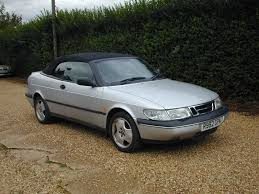 saab 900 convertible view of saab 900 turbo se convertible photos video features and