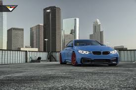 bmw m4 widebody bmw m4 yas marina blue gtrs4 widebody by vorsteiner