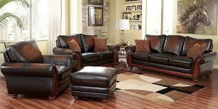 leather livingroom sets bridgeville costco