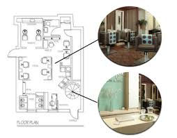 Hair Salon Floor Plan How To Design A Functional And Attractive Beauty Salon Mary