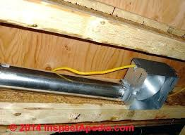 how to install bathroom vent fan installing bathroom vent fan metal bath exhaust fan duct
