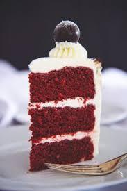 red velvet cake with cream cheese italian meringue buttercream