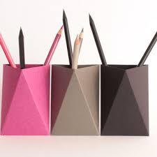 Origami Desk Organizer Best Origami Box Products On Wanelo