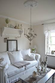 Chic Living Room by Living Room White Grey Black Chippy Shabby Chic Whitewashed