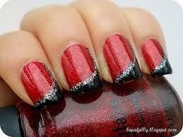 Best 25 Red And Black by Best 25 Red Nail Designs Ideas On Pinterest Red Nails Red Nail