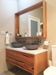 Recycled Bathroom Vanities by Recycled Timber Vanities For That Hero Piece In Your Bathroom