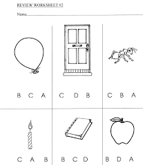 10 best images of abc review worksheets letter recognition
