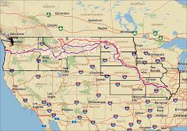 Colorado how many miles did lewis and clark travel images National park service follows the modern lewis and clark trail jpg