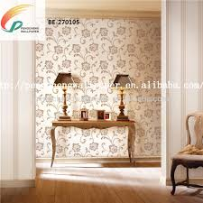 papiers peints chambre luxe non tiss papier peint chambre coucher papiers peints avec