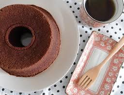 wishful sweetness valrhona chocolate nutella chiffon cake