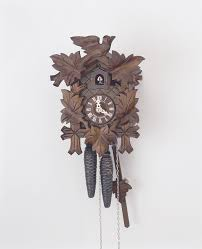 How To Wind A Cuckoo Clock Anton Schneider 1 Day Wind Bird And Leaf 70 9 The Well Made