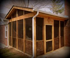 screened in decks st louis decks screened porches pergolas by
