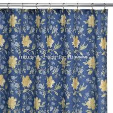 Blue And Yellow Shower Curtains Navy Blue And Yellow Shower Curtains Best Curtains 2017 For