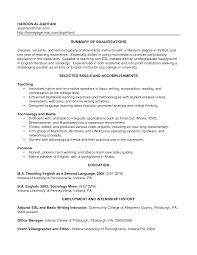 Draft Resume Draft Resume Sle 28 Images International Teaching Resume For