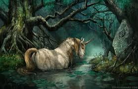 kiri unicorn art