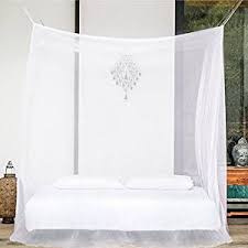 canopy for beds amazon com premium mosquito net for double bed two openings