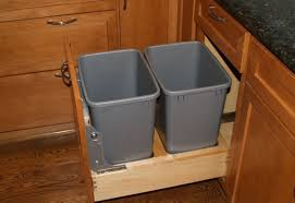 Large Kitchen Garbage Can Kitchen Get Cute Or Fun Kitchen Garbage Can Storage Amazing