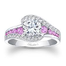 engagement rings pink images Barkev 39 s pink sapphire engagement ring 7898lpsw jpg