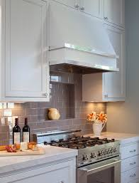 gray subway tile backsplash design ideas