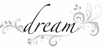 dream wall pops phrase wall decal wpq96852 wallpaper u0026 border