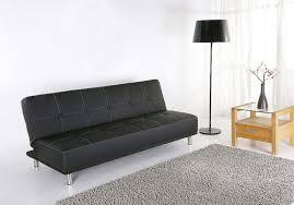 white leather futon sofa floor ls amazing black leather futon sofa beds chrome legs metal