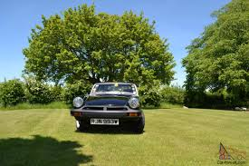 1979 mg midget 1500 black