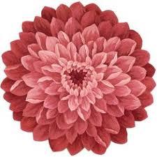 jolie bloom flower shaped rug carpet u0026 rugs pinterest flower